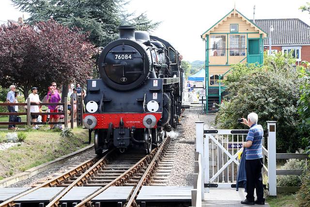 76084 BR Standard Class 4 2-6-0