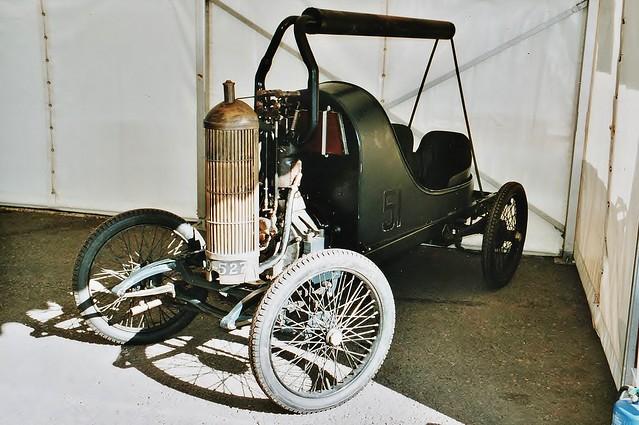 1909 Lion Peugeot Voiturette