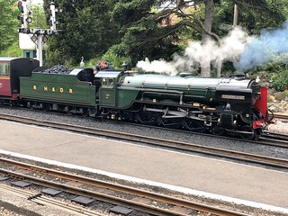 No 2 Northern Chief at New Romney 7 Aug 2019