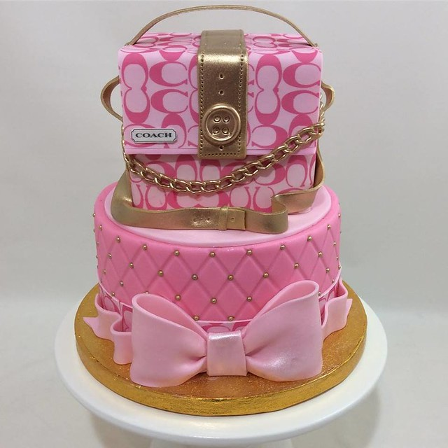 Cake by Sweetie's Delights Bakery