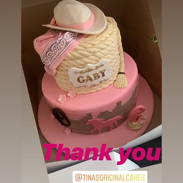 Cake by Tina's Original Cakes