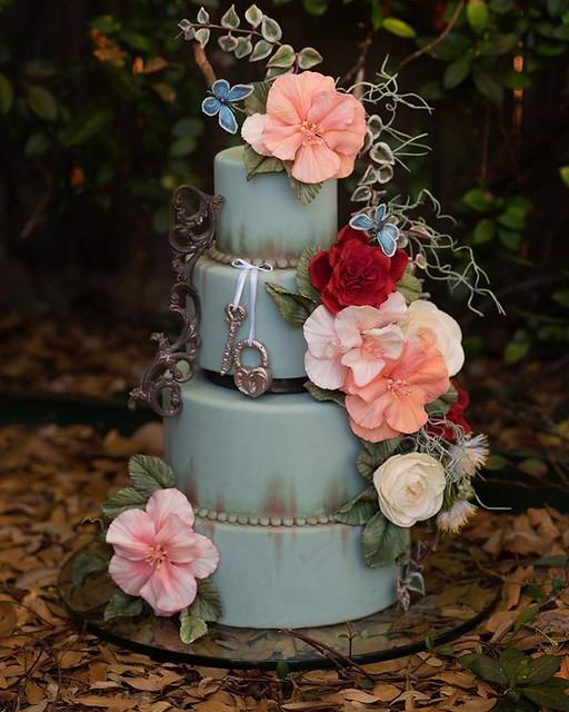 Cake by Choux Cake Studio