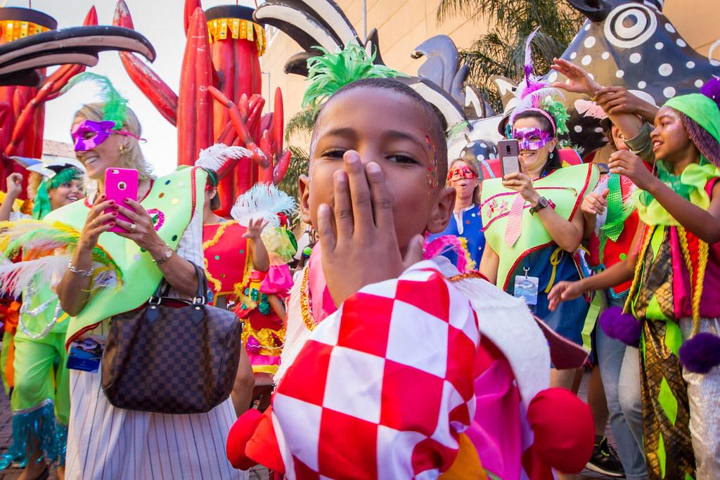 Kids samba show