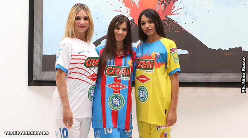 Le maglie ufficiali del Catania 2019-20