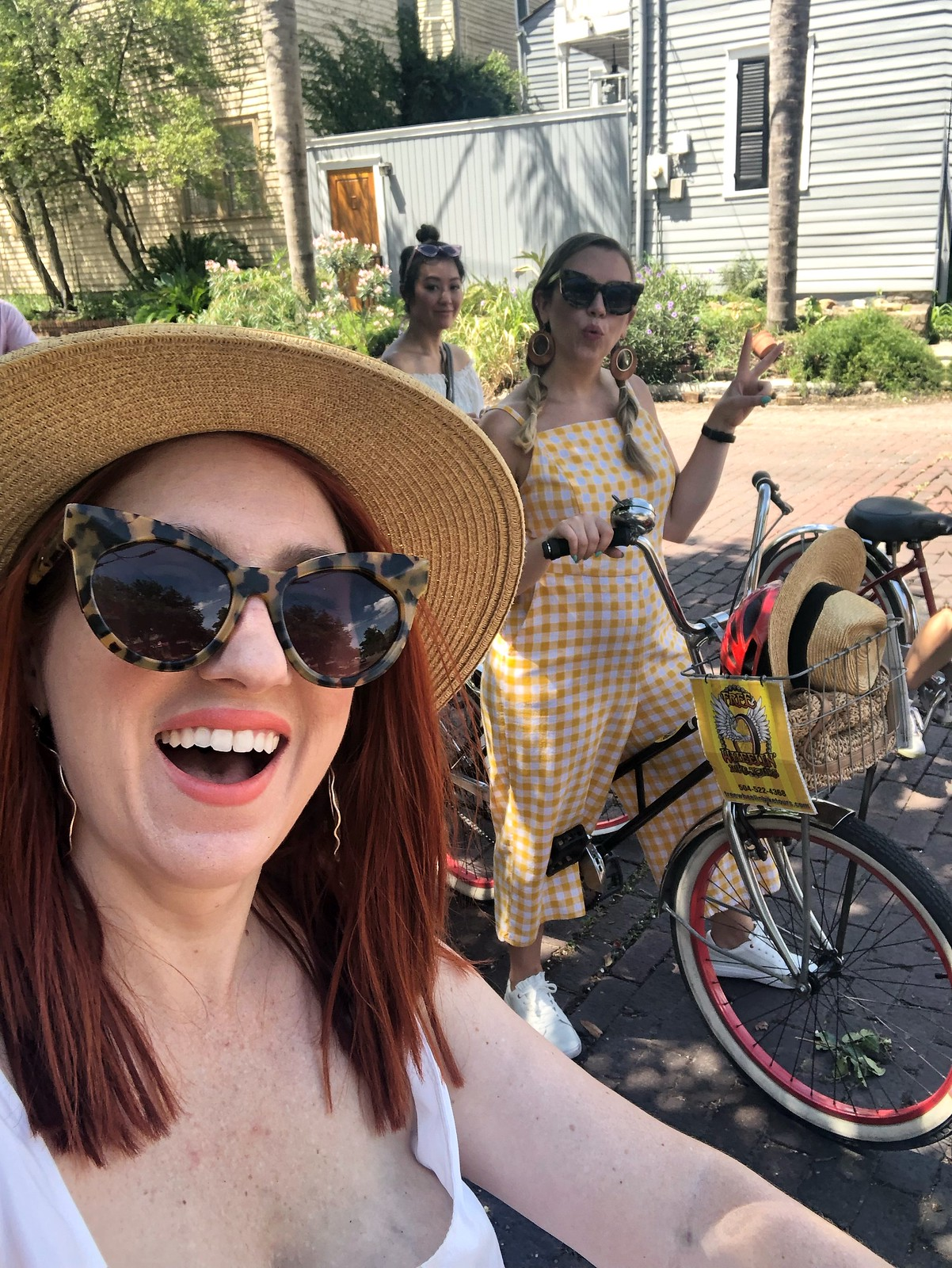 Freewheelin' Bike Tour | New Orleans Bike Tour | How to Spend 48 Hours in New Orleans in the Summer | New Orleans Travel Guide | What to do in New Orleans | 2 Days in New Orleans | Best Things to do in New Orleans | First Timer's Guide to NOLA | NOLA Travel Guide | 2 Day Itinerary for New Orleans