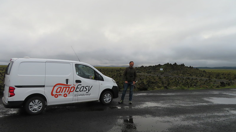 Camp Easy CamperVan
