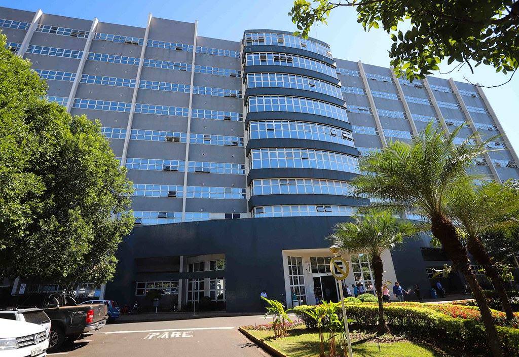 Convênio com Hospital de Base