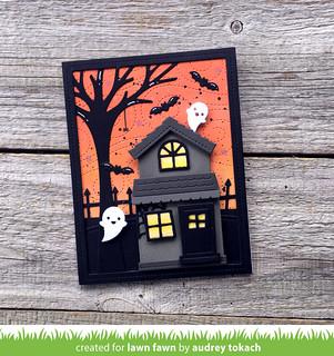 Build a House Halloween