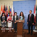 August 8, 2019 - 12:11pm - Press Encounter with Ambassadors of Belgium, Estonia, France, Germany, Poland, United Kingdom and U.S. Ambassador Jonathan Cohen