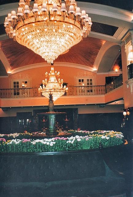 Grand Rapids Michigan - Amway Grand Plaza Hotel - Old Photo