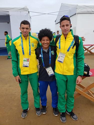 Uncas, Paulinho e Uncas