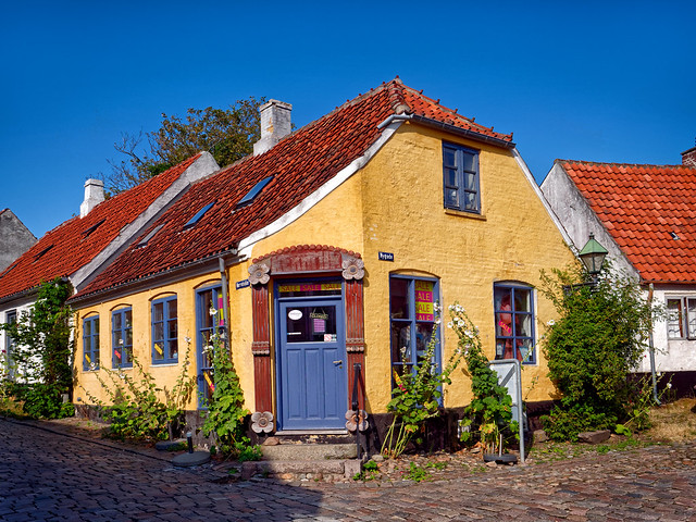 The perfect dream of Ebeltoft