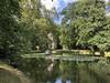 The palace park in Dresden-Pillnitz