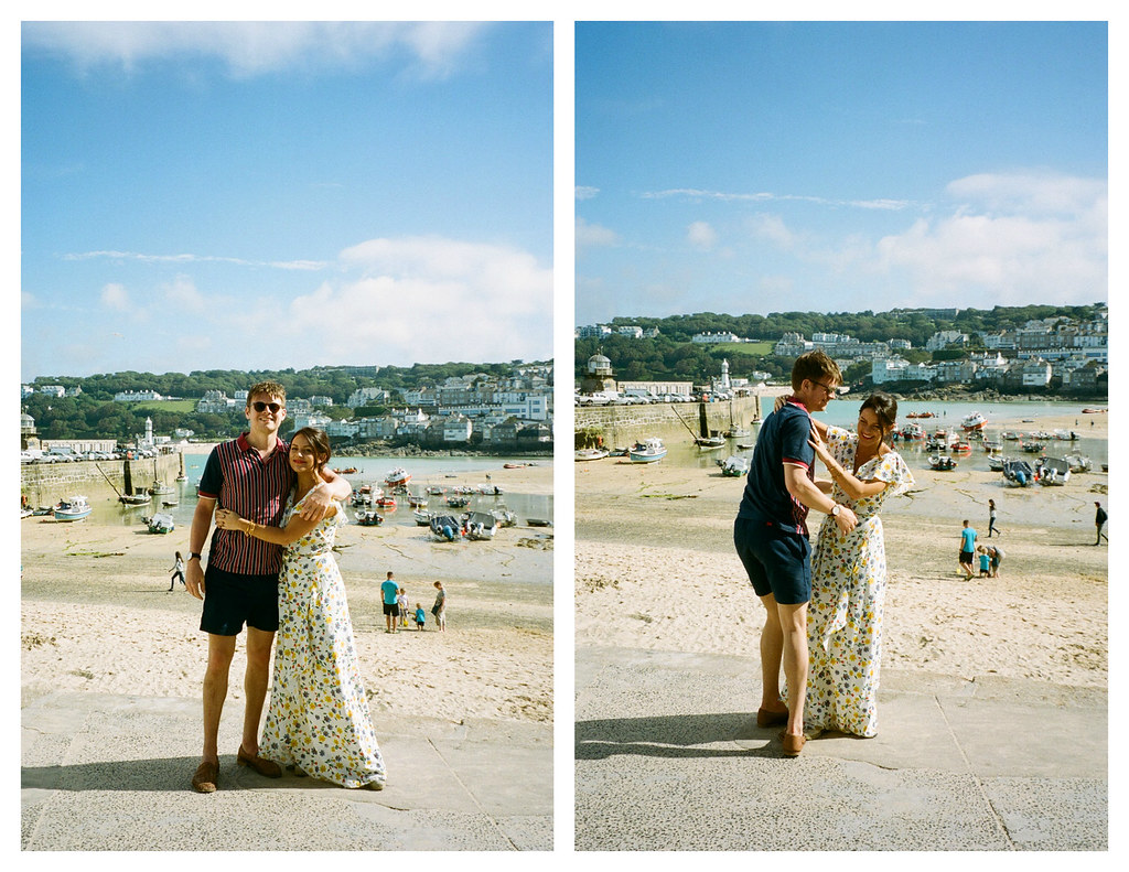 The Little Magpie St Ives Cornwall Film Photos