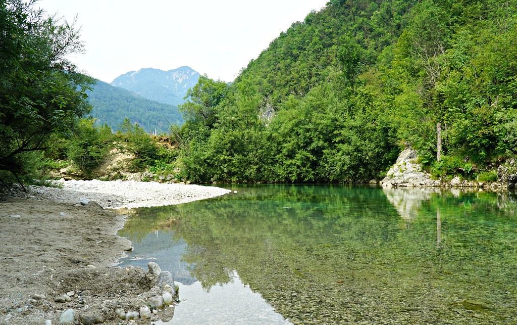 Unelmien uimapaikka (olisi hyvä myös kalastukseen)