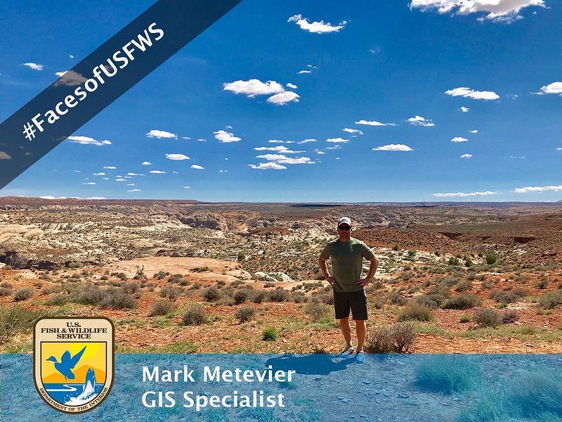 Faces of USFWS: Mark Metevier