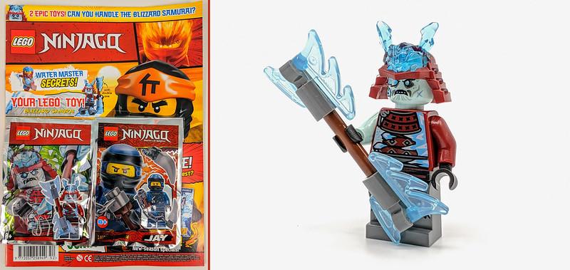 LEGO Magazines Round-up August 2019