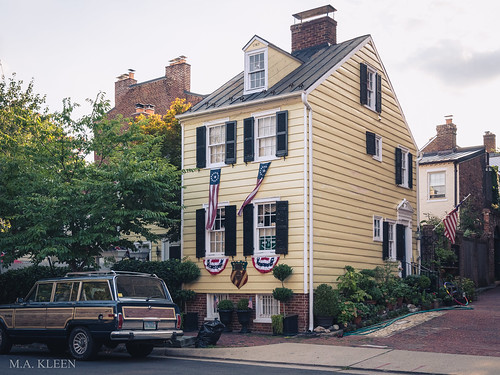Washington's Tenement House