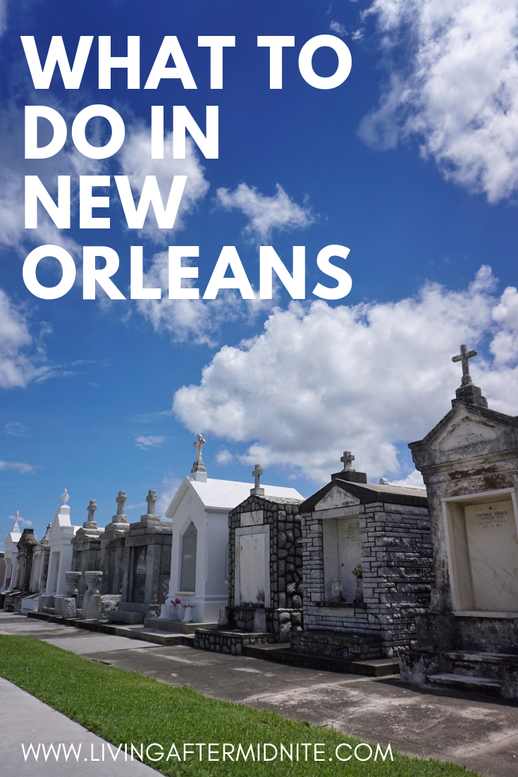 How to Spend 48 Hours in New Orleans in the Summer | New Orleans Travel Guide | What to do in New Orleans | 2 Days in New Orleans | Best Things to do in New Orleans | First Timer's Guide to NOLA | NOLA Travel Guide | 2 Day Itinerary for New Orleans
