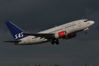 "SAS Scandinavian Airlines Boeing 737-683 LN-RRY 190808 ARN | by Anders ""Bromma"" Nilsson"