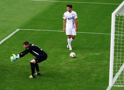 SpVgg Unterhaching 1:0 F.C. Hansa Rostock