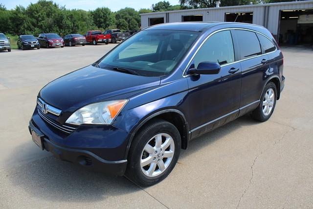 2007 Honda CRV EXL