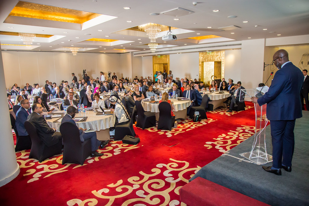 Africa Investment Forum 2019 : Roadshow in Cairo, Egypt
