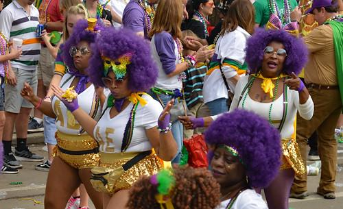 Luscious Purple Ladies