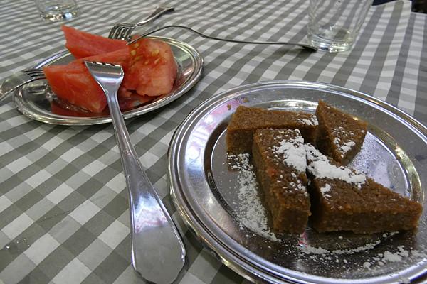 desserts de la taverne d'Épire