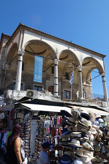 mosquée monastiraki
