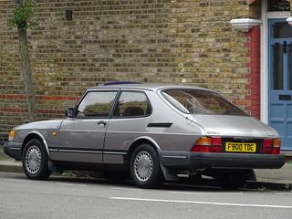 1989 Saab 900i