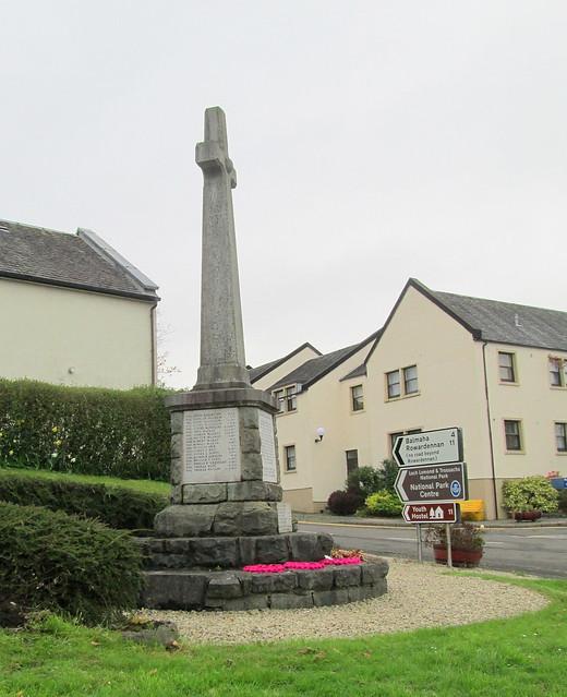 Drymen War Memorial