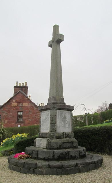 War Memorial, Drymen
