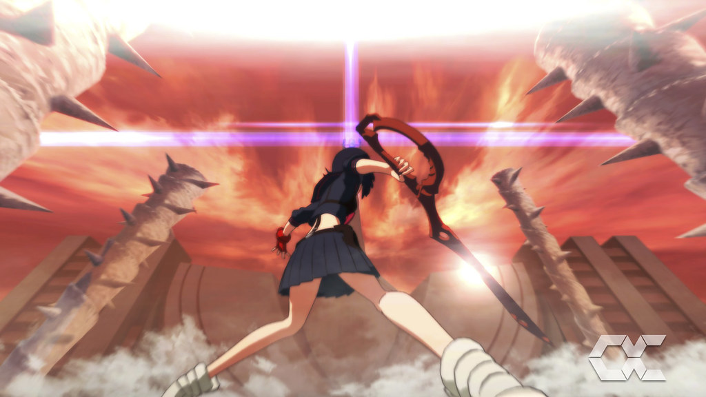 Review Kill la Kill IF - Overcluster 03