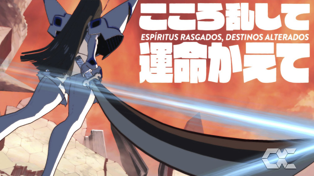 Review Kill la Kill IF - Overcluster 01