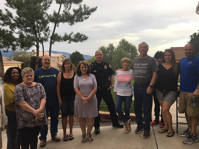 District 5 2019 National Night Out