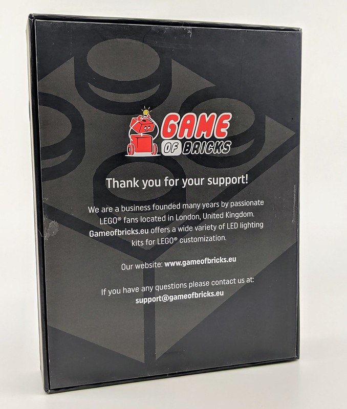 Game of Bricks Light Kit Review
