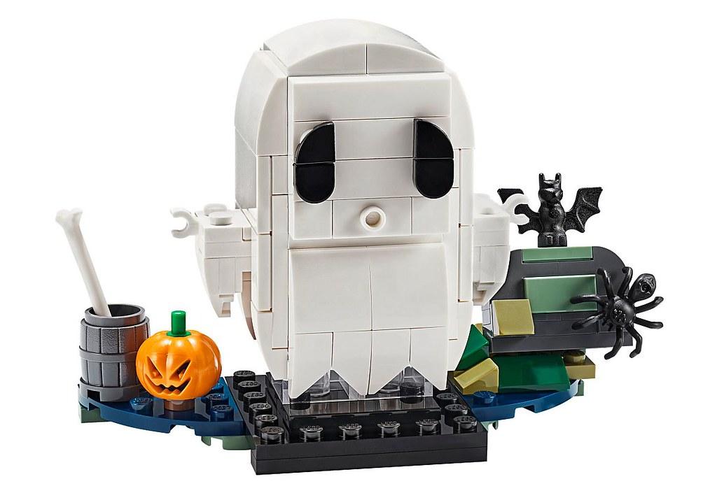 LEGO BRiCKHeadZ 40351 GHOST