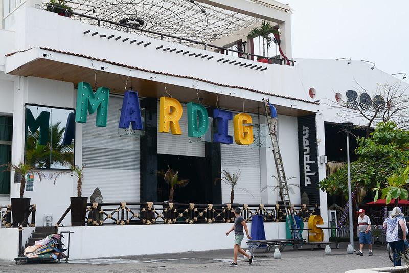 Puerto Vallarta Malecon