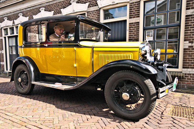 Ford Model A Tudor Sedan 1929* (3903)