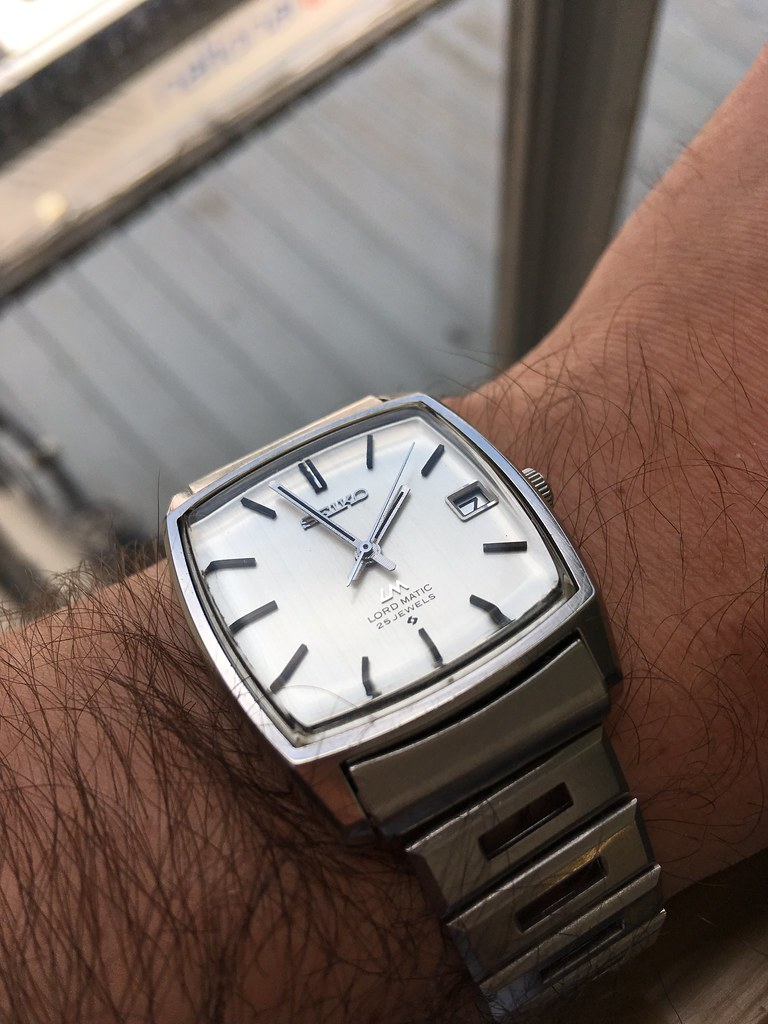 Seiko Lord Matic