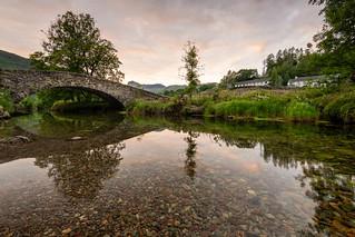 River Brathay at Chapel Stile