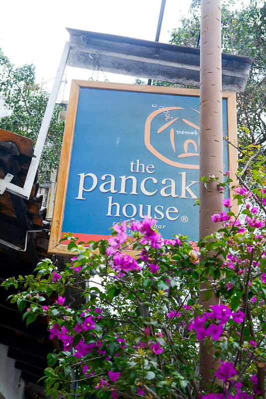 Pancake House in Puerto Vallarta