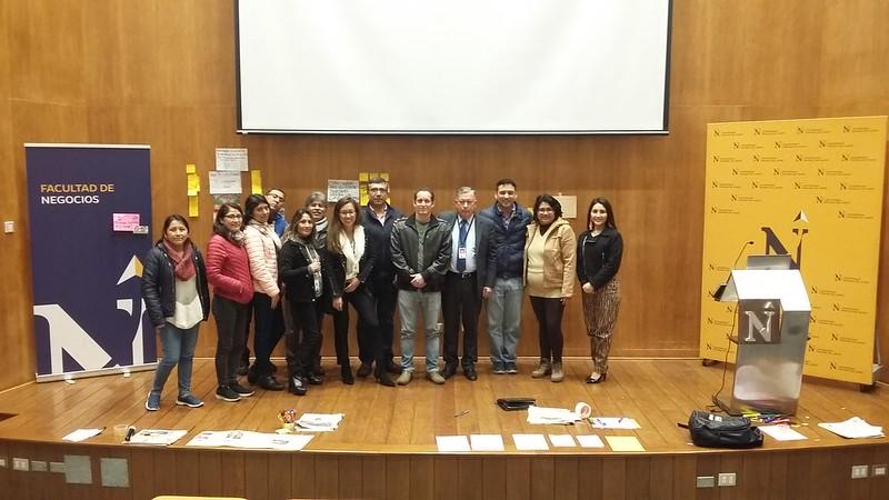 Docentes de UNIMINUTO Sede Principal participan en convenios internacionales