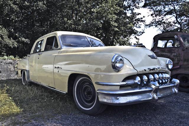 DeSoto Firedome Sedan 1952 (9710)