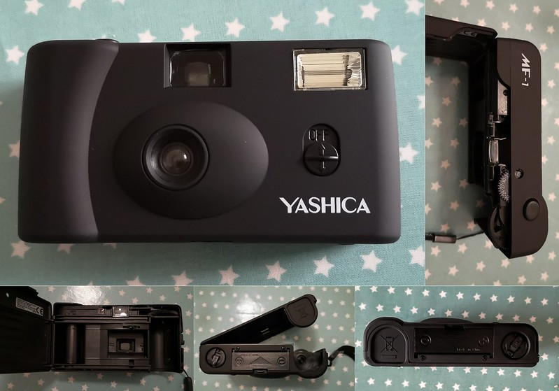 The New Yashica MF-1