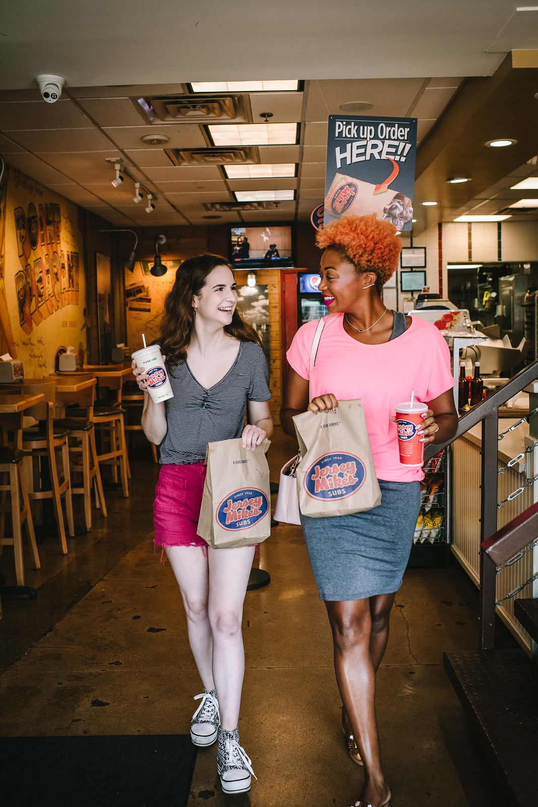 get rewards from jersey mike's