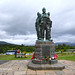Commando Forces Memorial  - Scotland