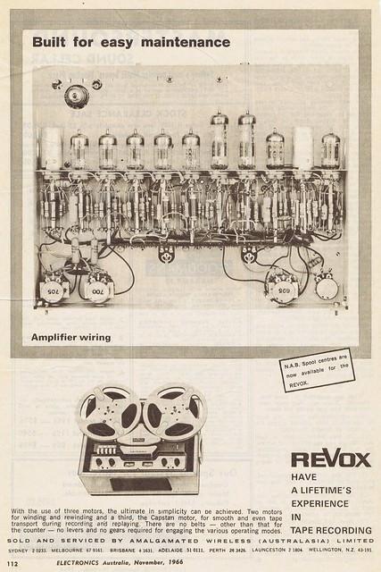 Revox 1966