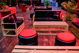 TEDxLagos 2019 Spaces: Simulcast, Community and Activity Area